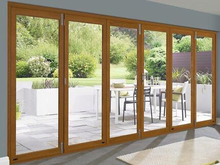 BIFOLD DOORS/ALUMINIUM SLIDING DOORS/ WINDOWS & double glazing | Building Materials | Gumtree Australia Free Local ...