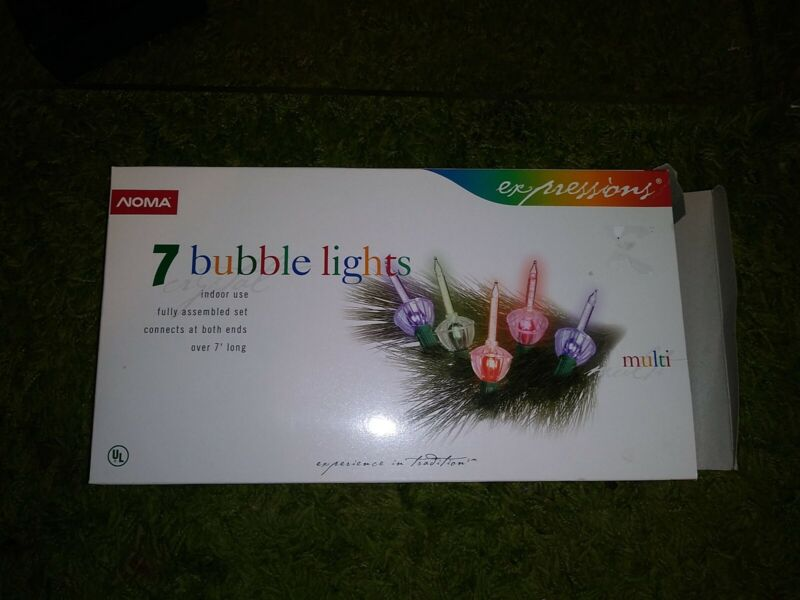 Bubble Lights 7