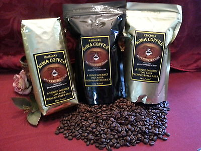 100% Kona Coffee Whole Bean, 5 Pounds - Fresh (Roast Whole Bean Coffee)