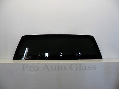 For 2015-2019 Ford F150 Rear Back Glass OEE Heated Stationary Window DB12398YPN