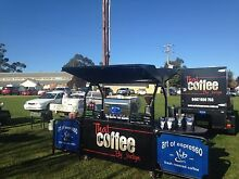 Coffee cart business Young Young Area Preview