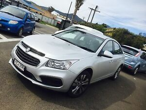 2015 Holden Cruze Sedan Vey Low kms Automatic Taminda Tamworth City Preview