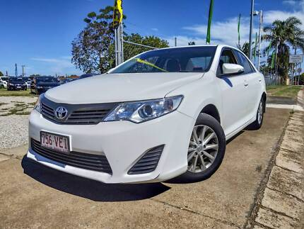 【Finance Available】【Uber Hire Available】2013 Toyota Camry Sedan Underwood Logan Area Preview