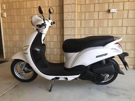 Yamaha 115cc Scooter