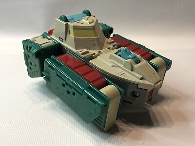 Quickswitch - 1988 Vintage Hasbro G1 Transformers Action Figure 6 Changer