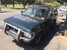1993 Nissan Terrano SUV Clifton Hill Yarra Area Preview