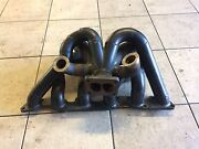 R33 GTR RB26 EXHAUST MANIFOLD T4 FLANGE TWIN SCROLL Lane Cove Lane Cove Area Preview