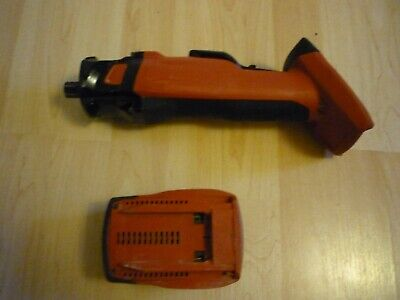 Hilti Cordless Cut Out Tool Sco 6-a22 W Free Battery
