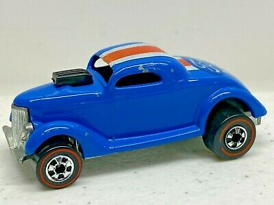 1976 - HOT WHEELS - FLYING COLOR  - REDLINE - NEET STREETER - SUPER CLEAN!!