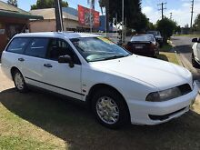 2002 Mitsubishi TJ Magna Wagon WARRANTY+REGO+24/7 BACKPACKERS!!! Ingleburn Campbelltown Area Preview