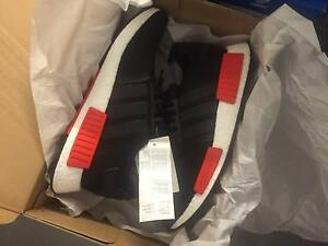 NMD BLACK&RED US8.5 US9.5 Ryde Ryde Area Preview