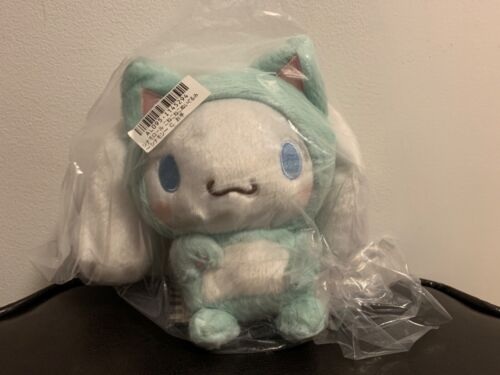 US SELLER Sanrio Cinnamoroll Koneko Neko Cat Plush Doll kitty