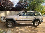 4.5 litre Nissan patrol swap/trade  West Tamworth Tamworth City Preview