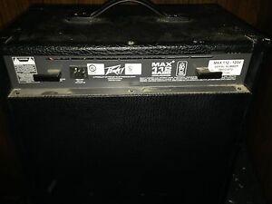 Peavey  max bass amp 112 75 watt