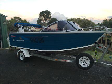 Stacer 489 Baymaster Boat