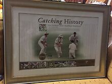 Mark Waugh - Signed 'Catching History' Print North Avoca Gosford Area Preview
