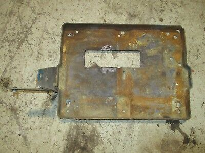 Ford Fordson Super Major 5000 Tractor Battery Tray