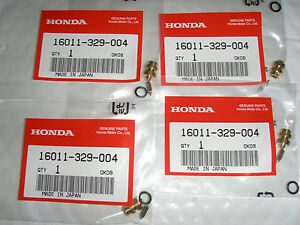 Honda 350 400 Carburetor Float Valve Set CB350F CB400F 16011-329-004