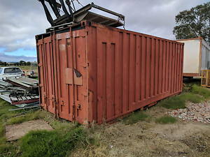 Sea container 20' Banjup Cockburn Area Preview