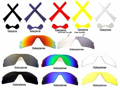 Galaxy Replacement Lenses For Oakley Radar Path Sunglasses Multi-Color (Radar Path Replacement Lenses)
