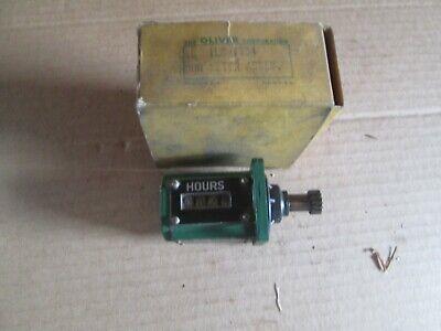 Oliver Tractor Super555506666077 Brand New Hour Meter Assm. Nos