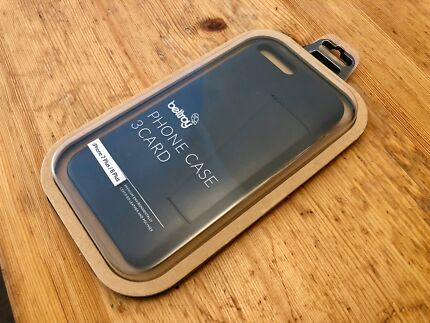 Bellroy 3 card case for iPhone 7 plus and 8 plus