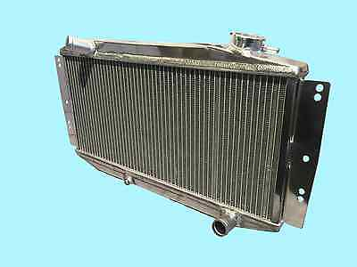 LOTUS ELAN +2 SERIES 3 & 4 RADIATOR - ALL ALUMINIUM CONSTRUCTION