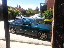 1996 BMW Other Sedan swap for mini van or wagon Queanbeyan Area Preview