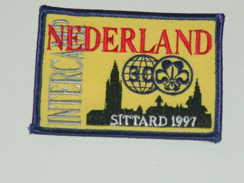 Intercamp 1997 Sittard Nederland
