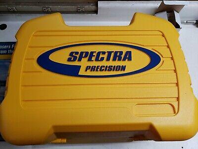 Spectra Precision Gl412n Gl422n Ll300n Laser Level Carrying Case 5289-0025