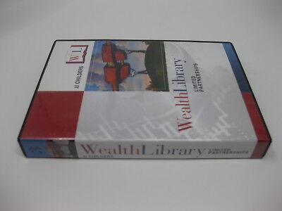 JJ Childers - WEALTH LIBRARY Limited Partnerships - CD Set