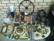 Lanz and KL Bulldog vintage hot bulb tractor parts. Forbes Forbes Area Preview