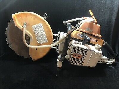 Stihl Ts760 Gas Powered Concrete Cut-off Saw Parts Only