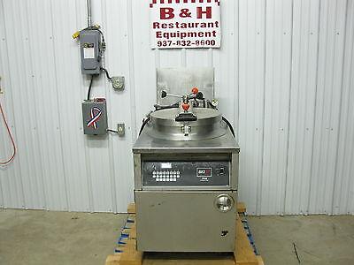 Bki Industries Electric Chicken Fish Pressure Fryer Wo Filter System Fkm-fc