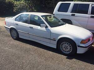 1998 BMW 3 Sedan The Oaks Wollondilly Area Preview