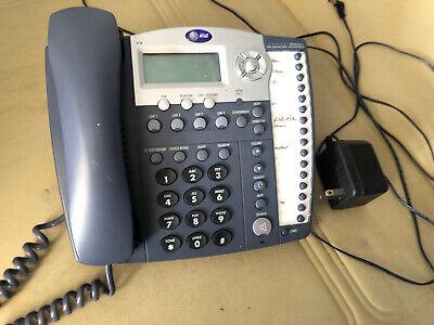 Att 974 4-line Small Business Phone Intercom Speakerphone Caller Id Att 4 Line