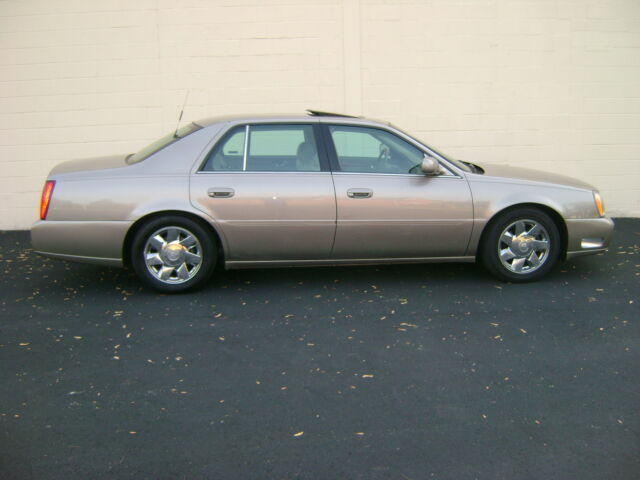 Image 1 of Cadillac: DeVille DTS…