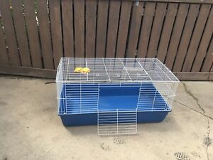 3 small animal cages