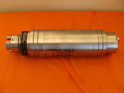 NEW OLD STOCK STAMA SPINDLE 600.001-107-4 FOR STAMA 340 BT40 OR CAT 40