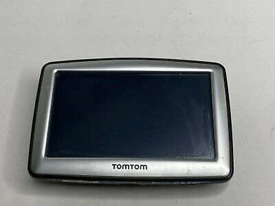 TomTom XL Widescreen Model N14644 GPS Navigation  Unit Only   GREAT WORKING