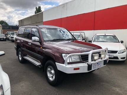 1999 Toyota LandCruiser GXL WAGON 4X4 SUV Lilydale Yarra Ranges Preview