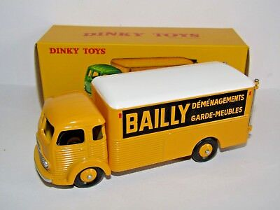 Automotive Beautiful 829d Vintage Dinky 33an Simca Cargo Mover Bailly Rpt
