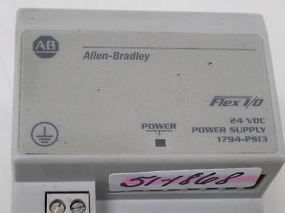 Allen Bradley Power Supply 24vdc 1794-ps13 Series B