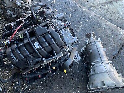 18 Dodge Charger Challenger Engine 5.7L Hemi w 8spd Auto Trans 18k mile Warranty