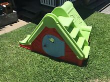 Outdoor Climbing Cubby House Playhouse Keter Funtivity Gym Chermside Brisbane North East Preview