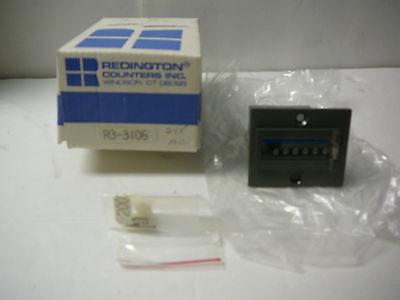 New In Box Redington 6 Digit Counter R3-3106