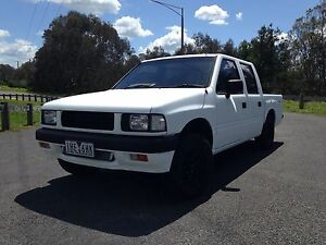 Rodeo turbo (engineered) mini truck Longford Wellington Area Preview