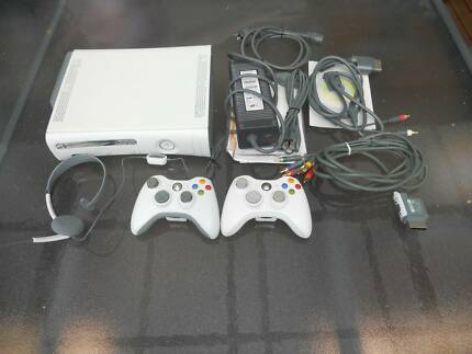 XBOX - with accessories Duncraig Joondalup Area Preview