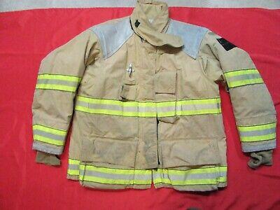 Mfg 2007 50 X 32 Cairns Drd Firefighter Turnout Bunker Jacket Fire Rescue Gear