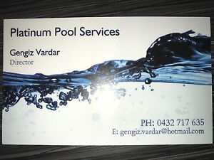 Swimming pool spa & yard maintenance $55 service call Raby Campbelltown Area Preview